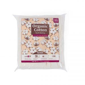 """Organic Cotton 90"""""""