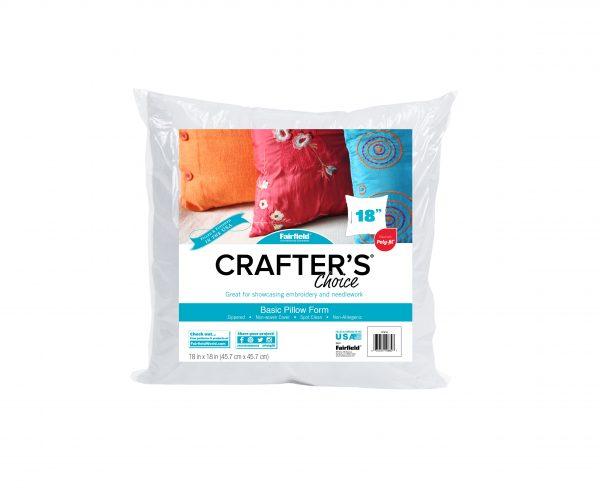 """Crafter's Choice 18"""" Pillow insert"""
