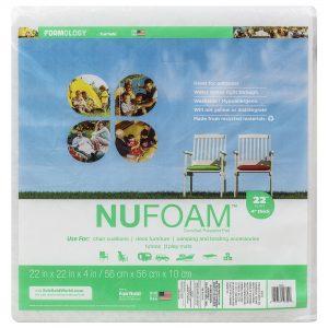"""NuFoam 4"""" pad"""