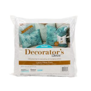 "Decorator's Choice 16"" Pillow"