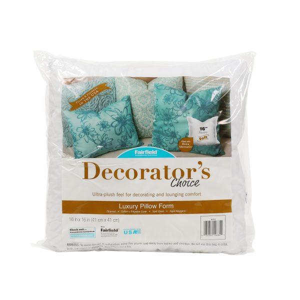 """Decorator's Choice 16"""" Pillow"""
