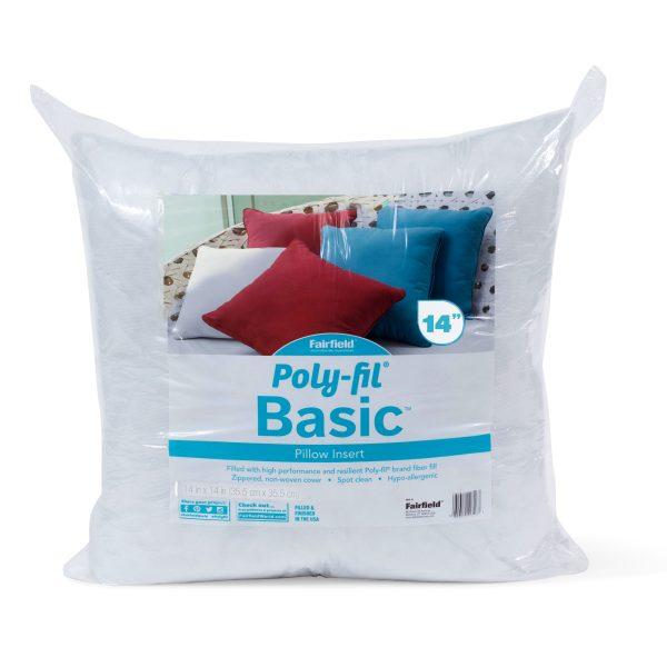 "Poly-fil® Basic 14"" Pillow Insert"