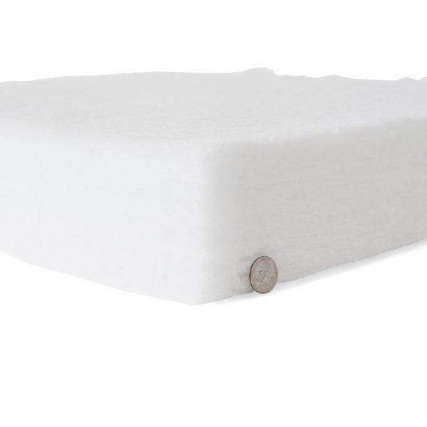 NuFoam, Conventional foam alternative