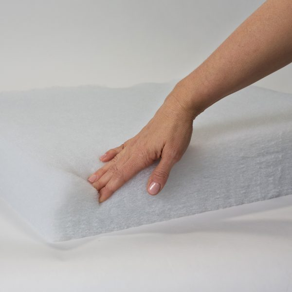 NuFoam Densified Batting is great for outdoor cushions.