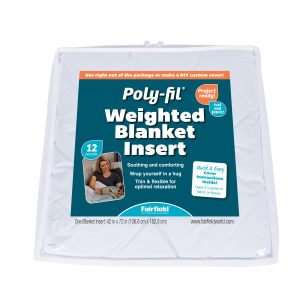 Polyfil Weighted Blanket Insert