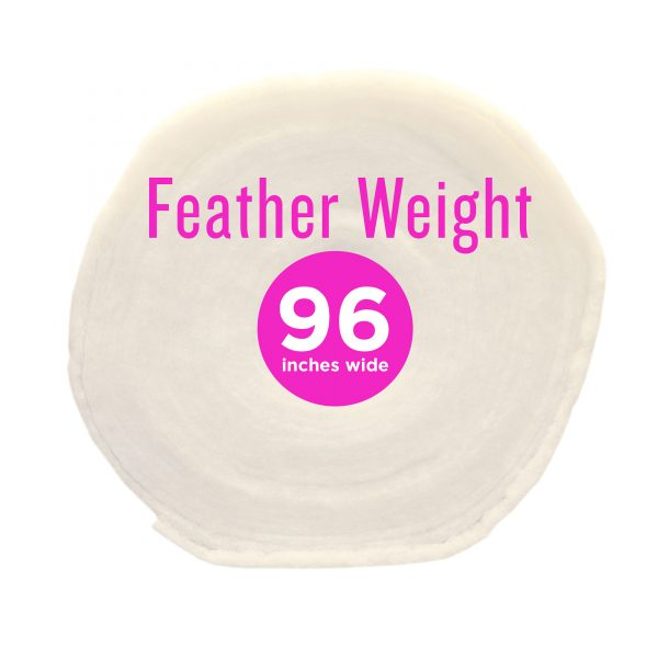 Feather Weight Rol Stock Batting