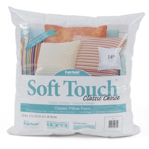 "Soft Touch 14"" Pillow insert"