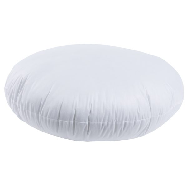 """10"""" Soft Touch Round Pillow"""