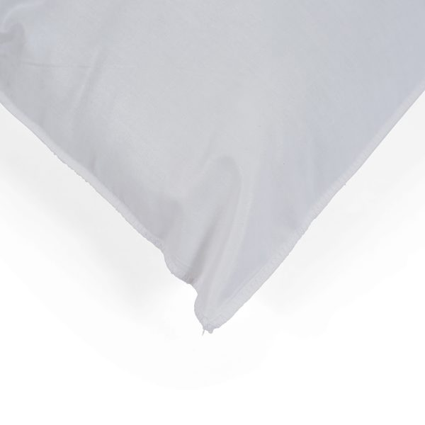Soft Touch Pillow corner detail