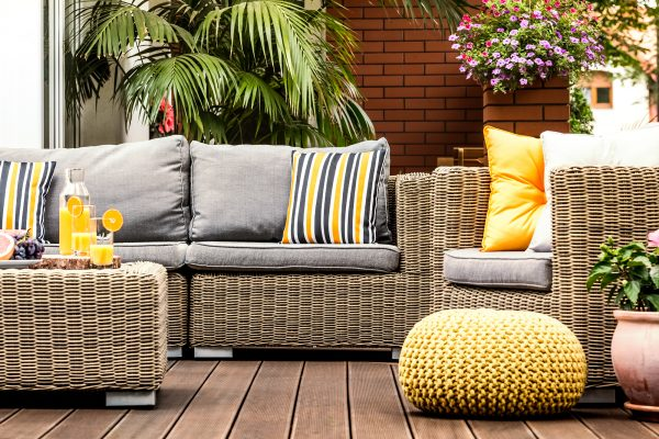 NuFoam is perfect for outdoor cushions