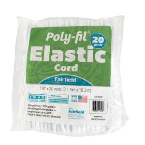 Poly-fil Elastic Cord