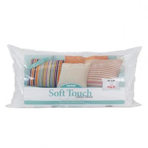 Soft Touch 12 x 20 pillow form
