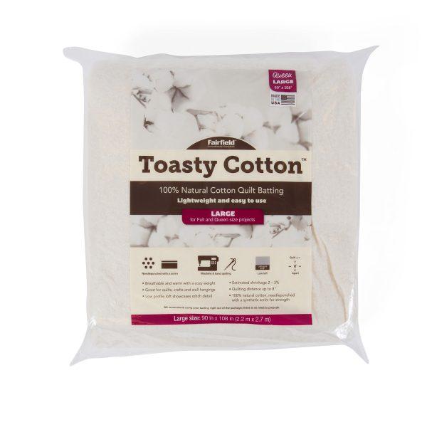 Toasty Cotton Folded